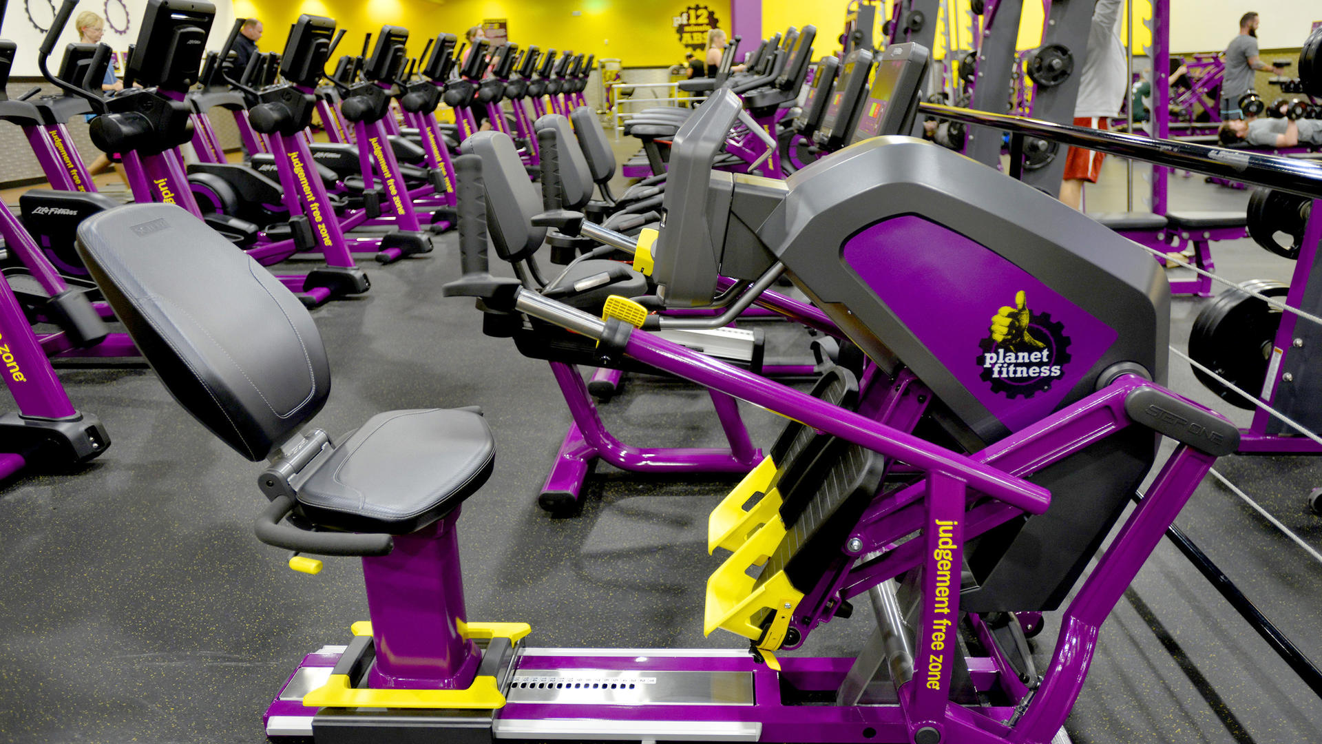 Gym in Hixson TN  5425 Highway 153  Planet Fitness