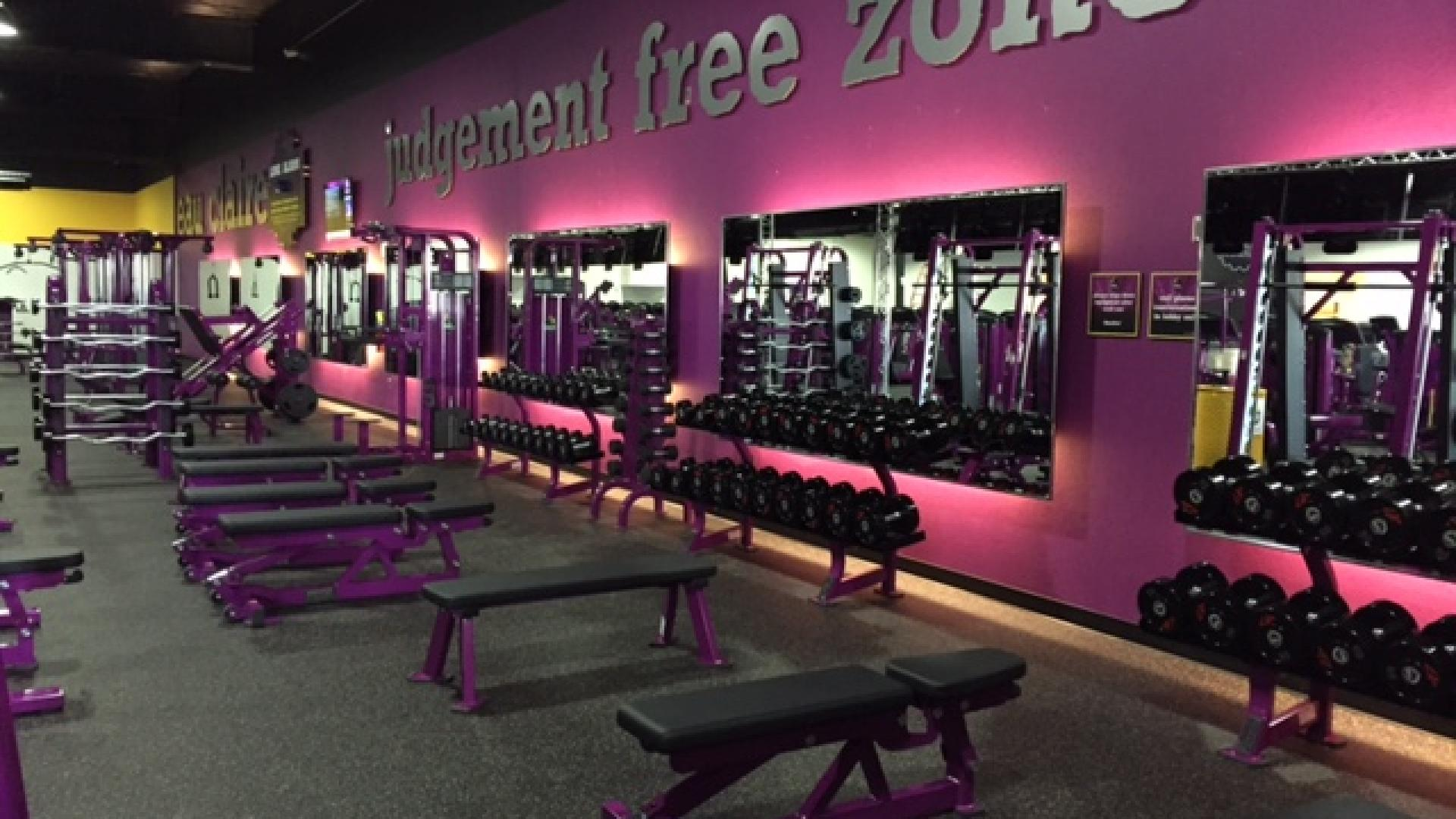 Gym in Eau Claire WI  3015 E Hamilton Ave  Planet Fitness