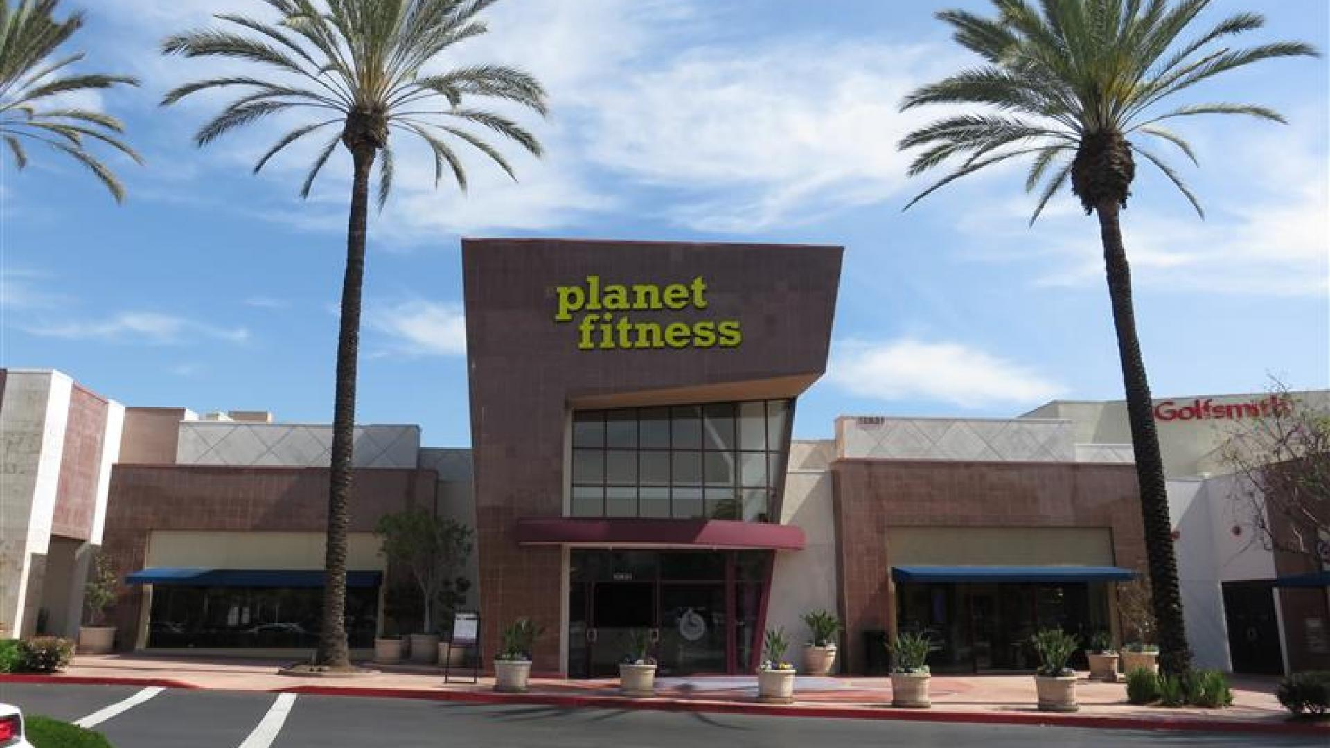 Cerritos CA Planet Fitness