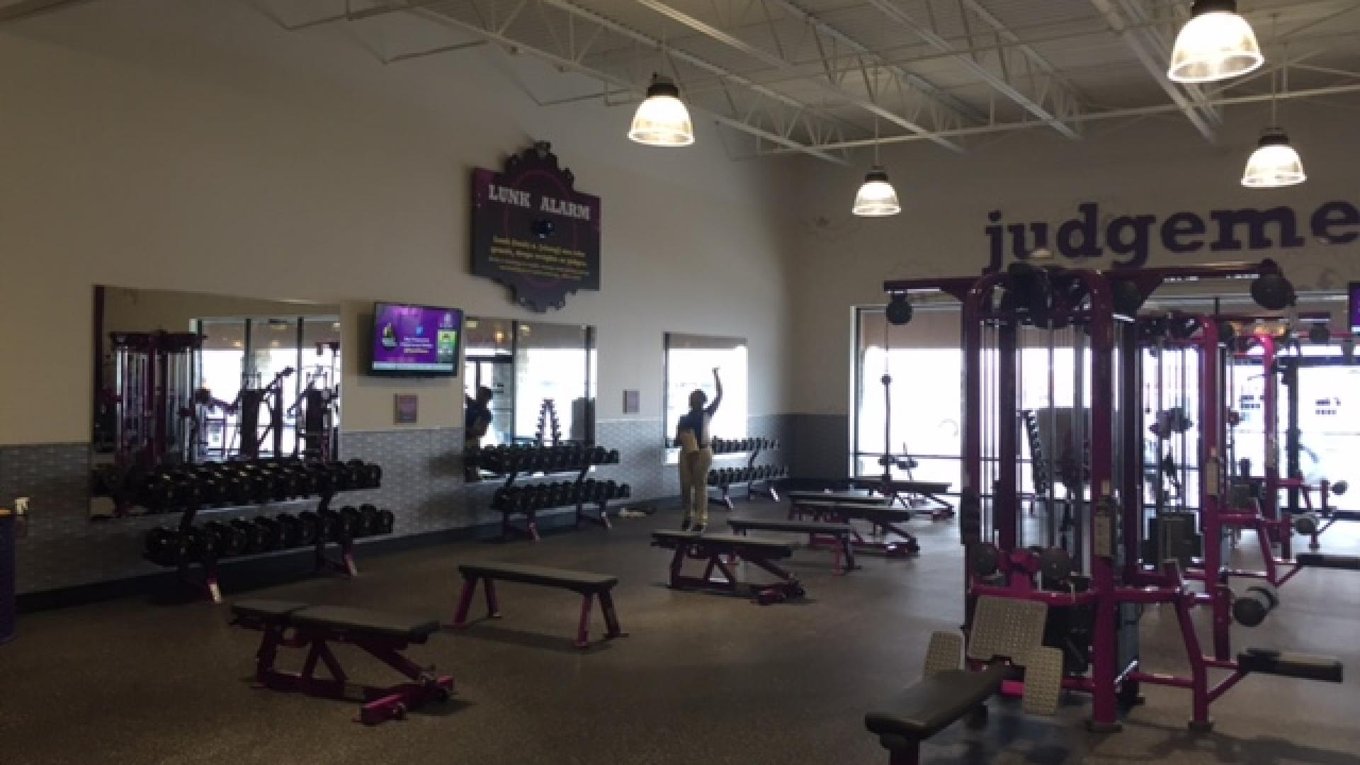 Gym in Terre Haute IN  138 W Honey Creek Pkwy  Planet