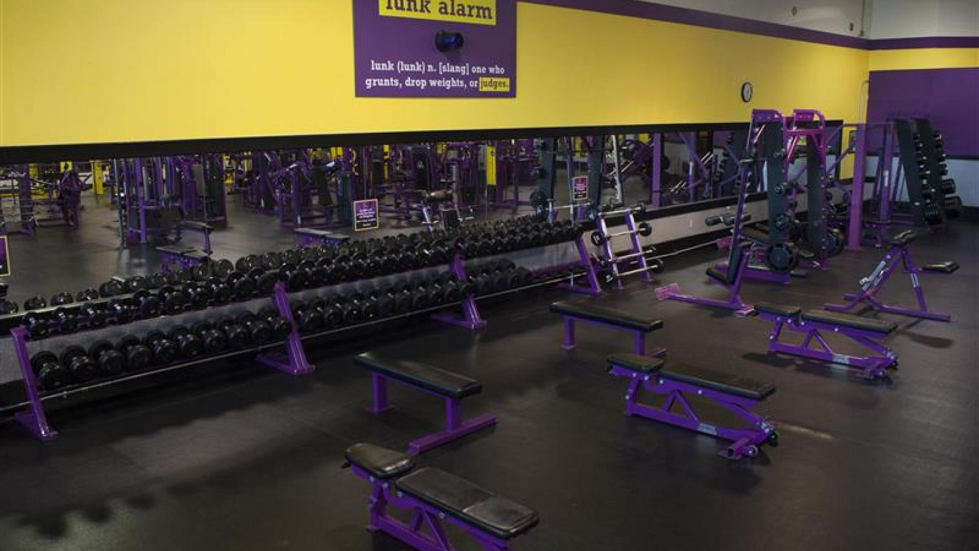 Gym in Ormond Beach FL  910 S Atlantic Ave  Planet Fitness