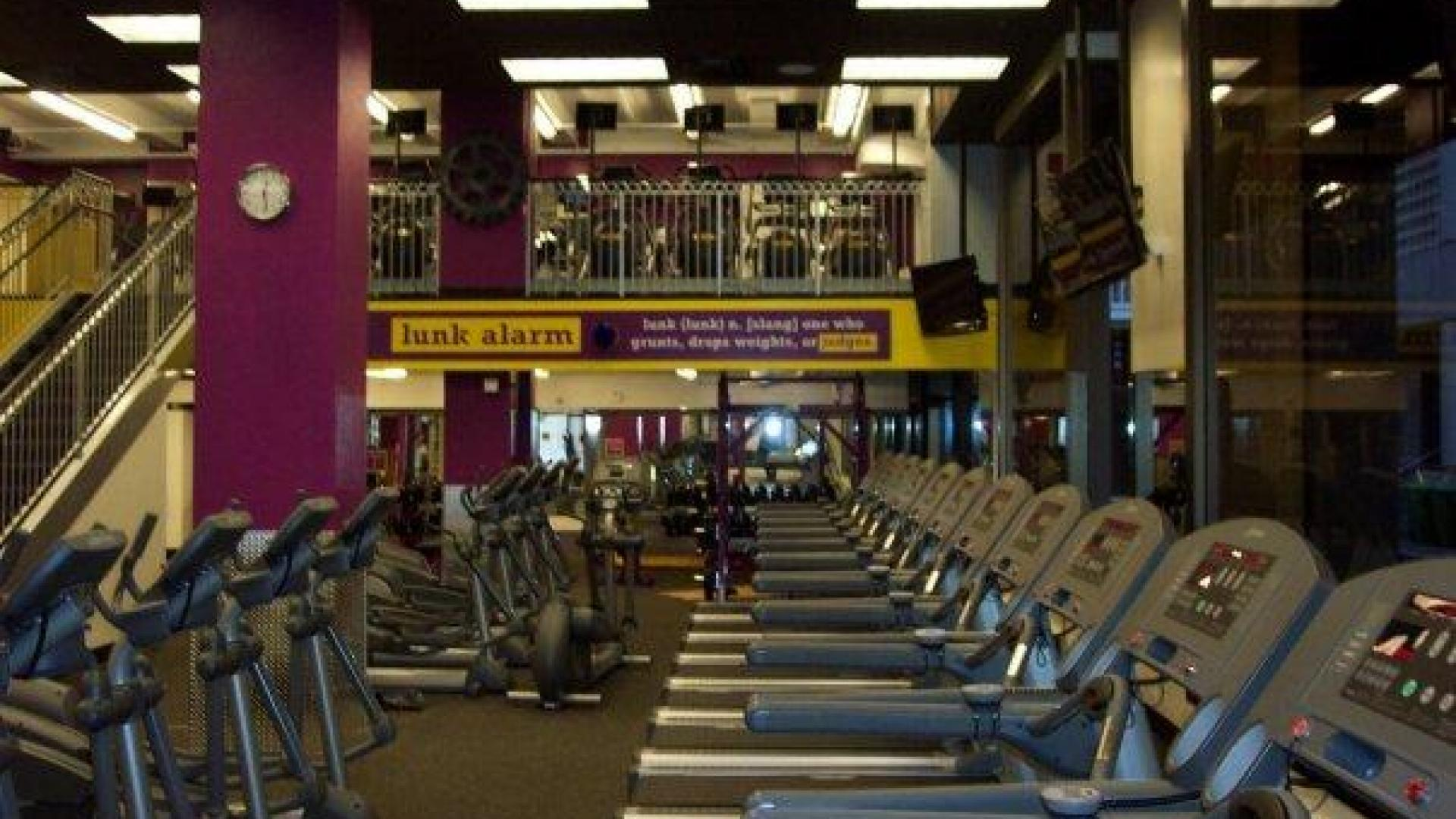 Gym in San Francisco CA  350 Sansome St  Planet Fitness