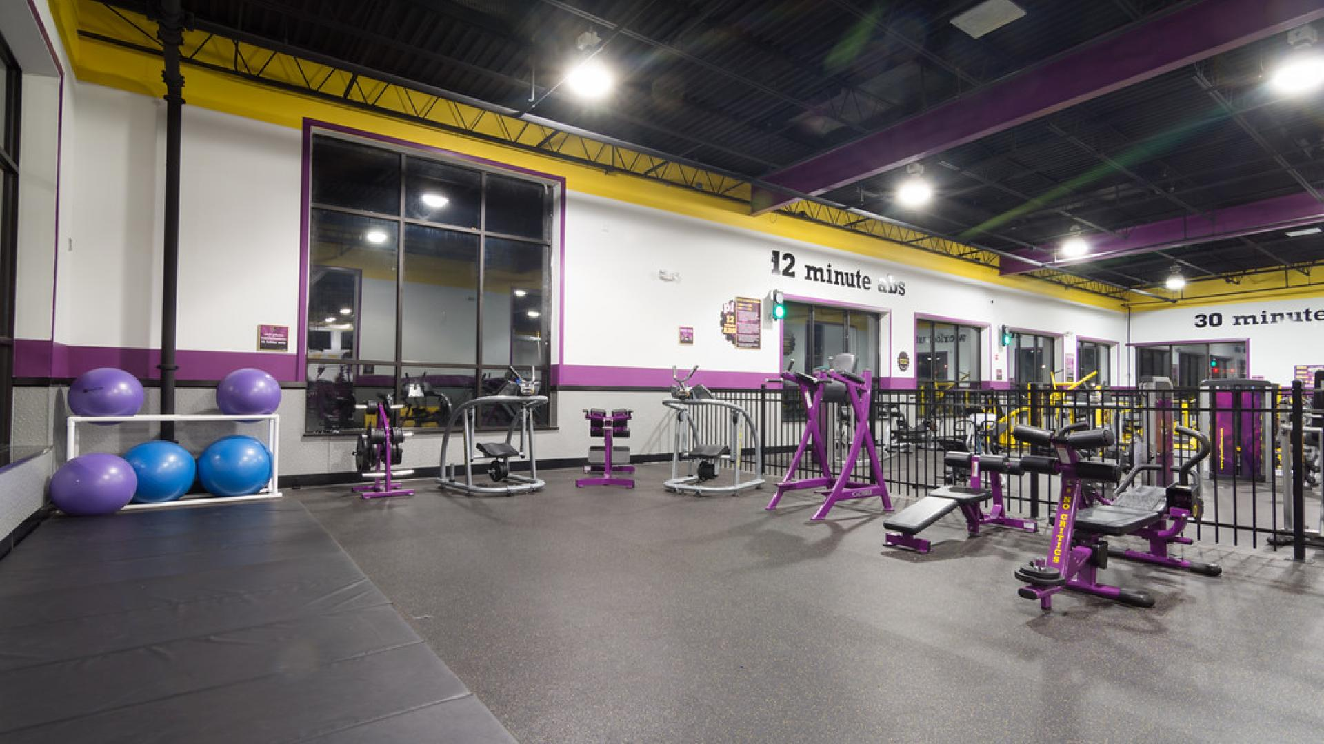 Gym in Morrisville PA  229 Plaza Blvd  Planet Fitness
