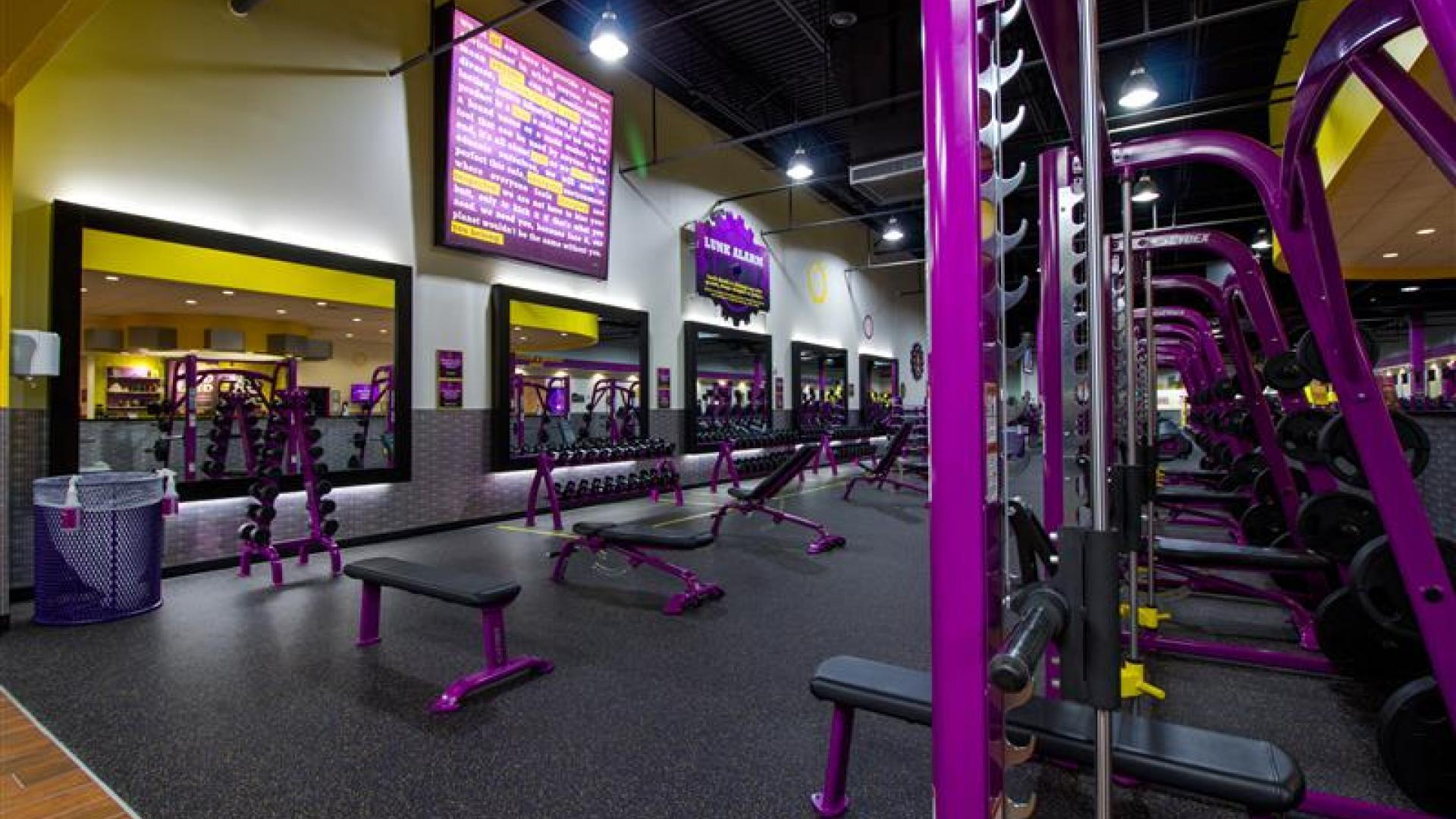 Gym in Augusta GA  2115 Windsor Spring Rd  Planet Fitness