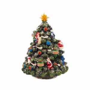 carillon albero natale natalizio
