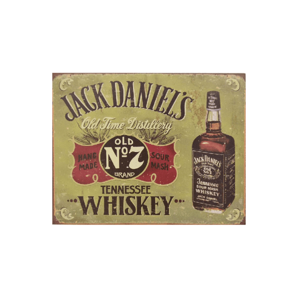 jack daniel hand made 1666