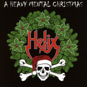 HELIX - A Heavy Mental Christmas CD