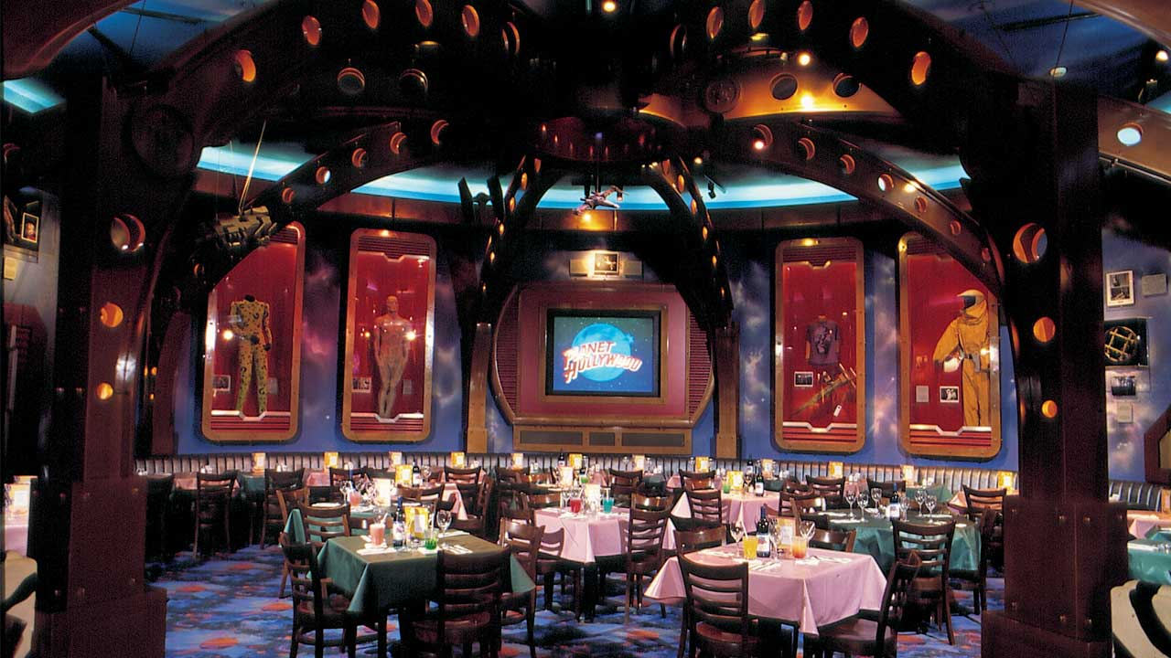 Restaurants In Paris Disneyland Restaurants