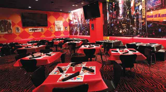 Special Events  Meetings New York Planet Hollywood