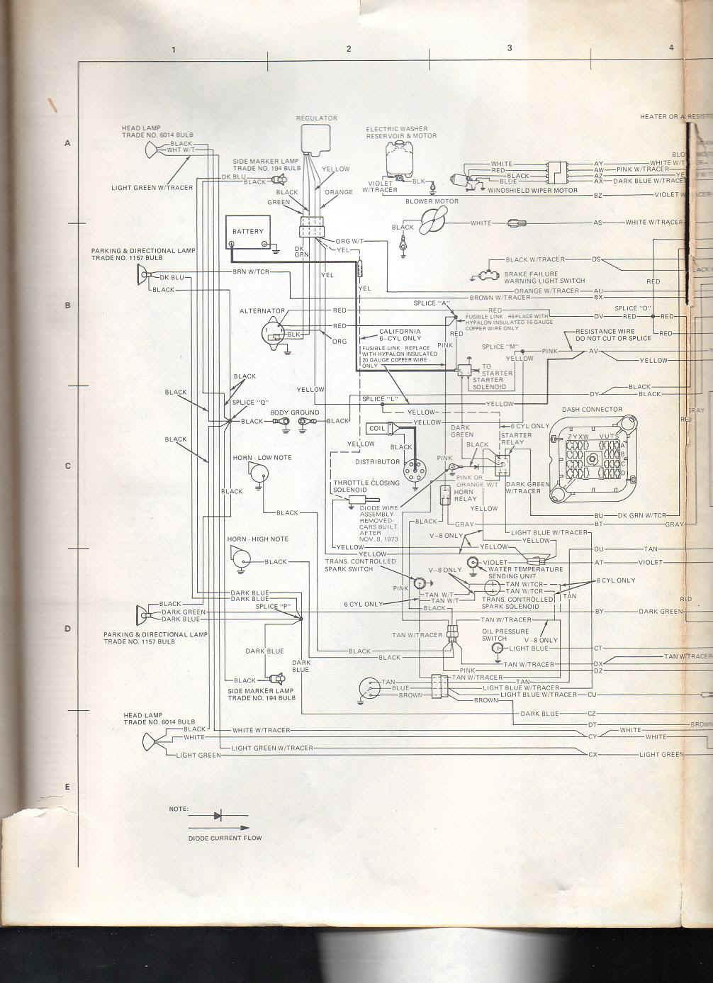 amc amx wiring diagram