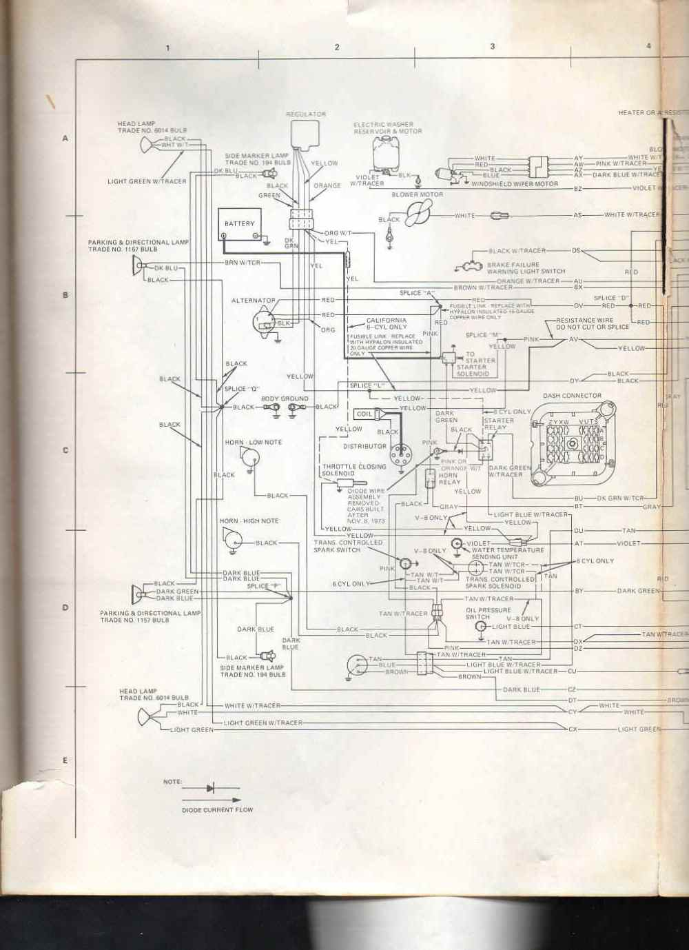 medium resolution of 72 amc javelin wiring diagram wiring diagram blog 1974 amc wiring diagram