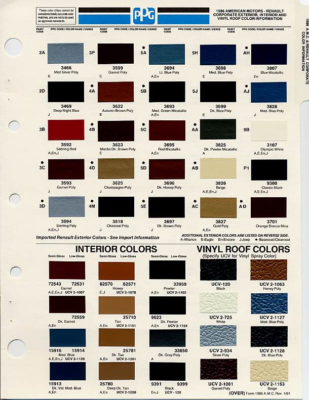 Ppg Interior Paint Color Chart | Billingsblessingbags.org