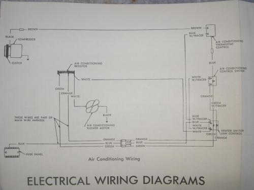 small resolution of amc production figures technical68 70 amx javelin air condition wiring schematic