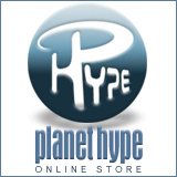 Planet Hype Store Goes Live