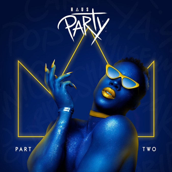 "Todrick Hall ""Haus Party 2"""