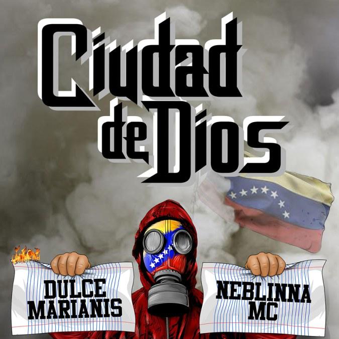 "Dulce Marianis ""Ciudad De Dios (feat. Neblinna) – Single"""
