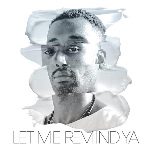 """Brian McKnight Jr. & DJ Pleez """"Let Me Remind Ya - EP"""""""