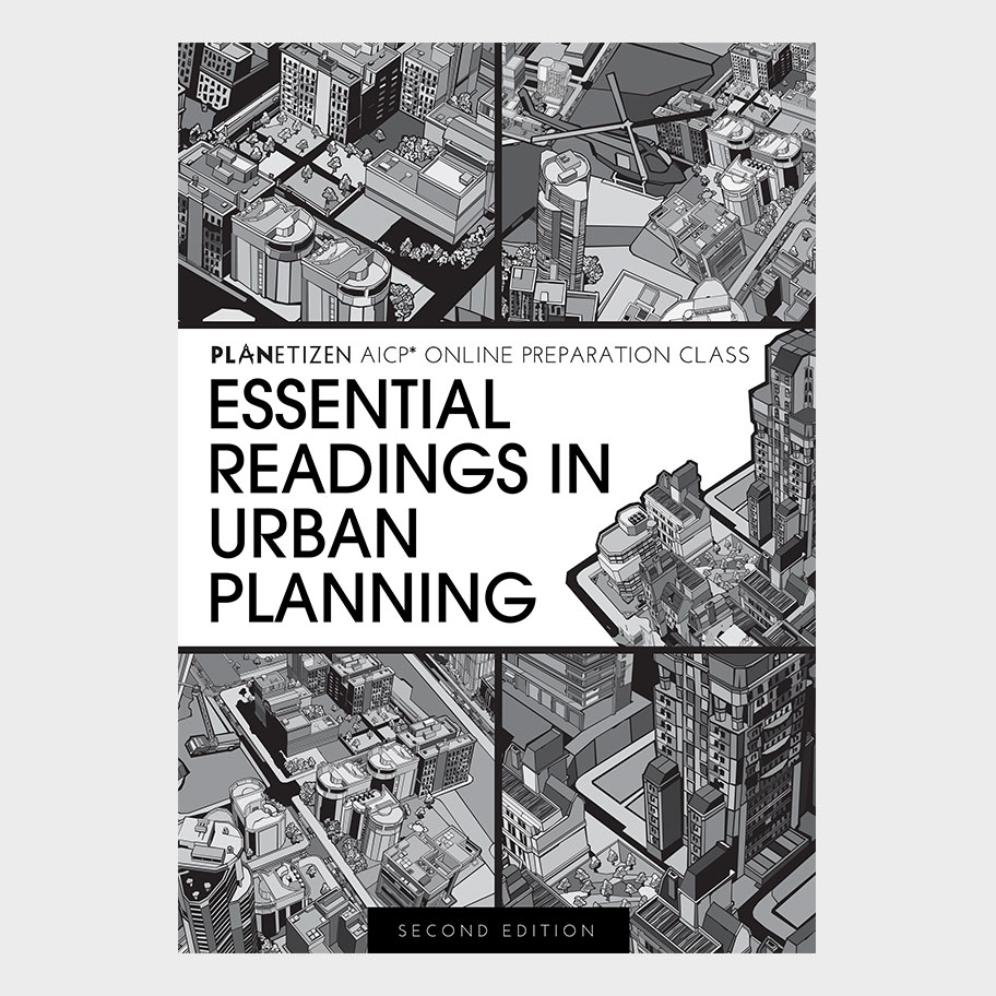 Essential Readings in Urban Planning  Planetizen