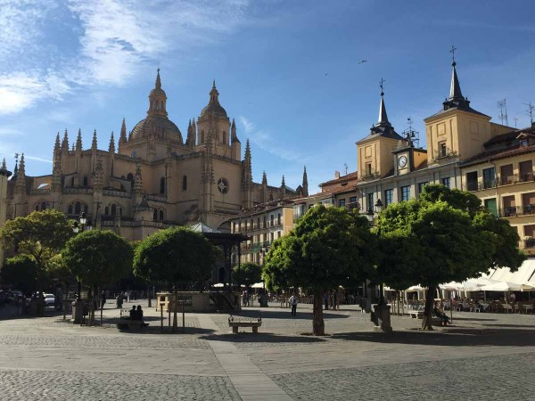 Visiting Charming Segovia Spain' Perfect Complement