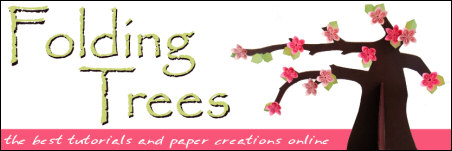 Folding Trees - the best tutorials and paper creations online