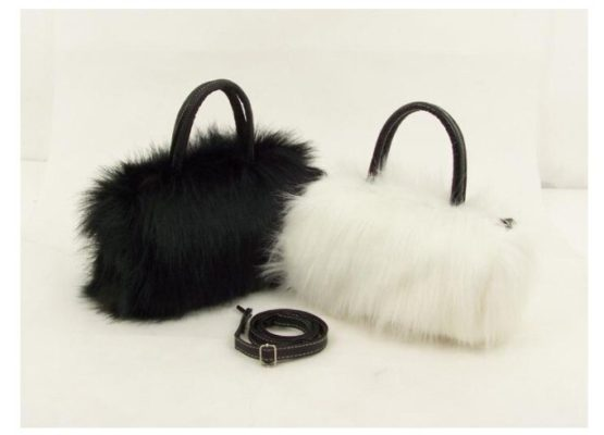 Handbags Trends-Furry and Fuzzy Bag