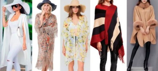 Cape Dresses; The Best Capes You Must-Have