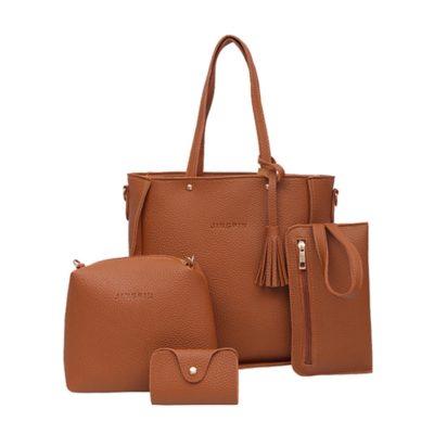 Handbags Trends-Double Bagging