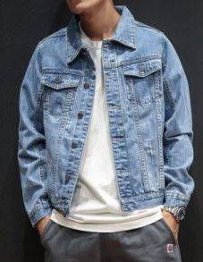 Trucker Jacket- Jacket Trends for Men-fashion trends 2020