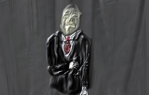 Tonsilliloth Man, by Romeo Esparrago