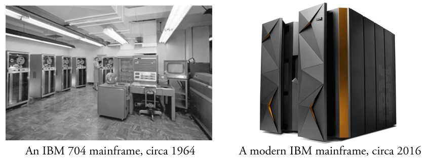 ibm mainframes