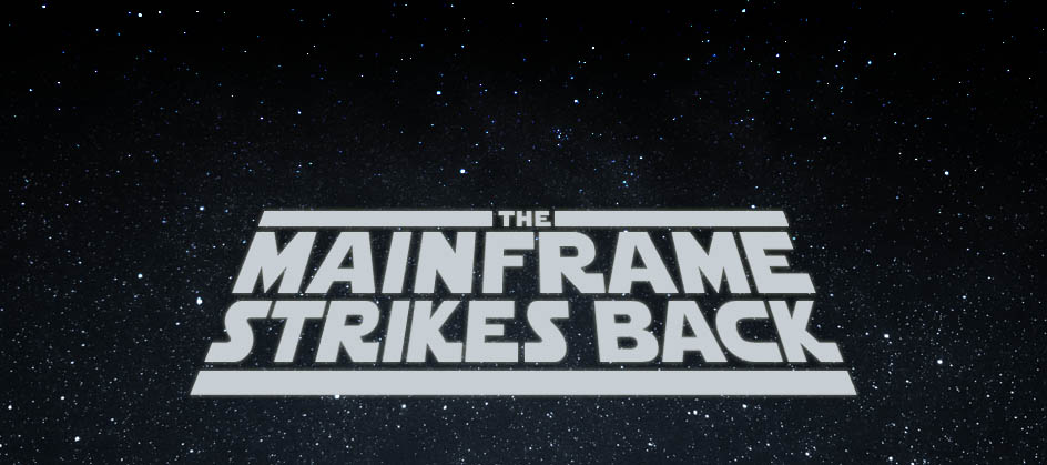 mainframe strikes back