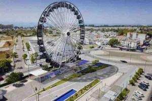 The proposed San P wheel