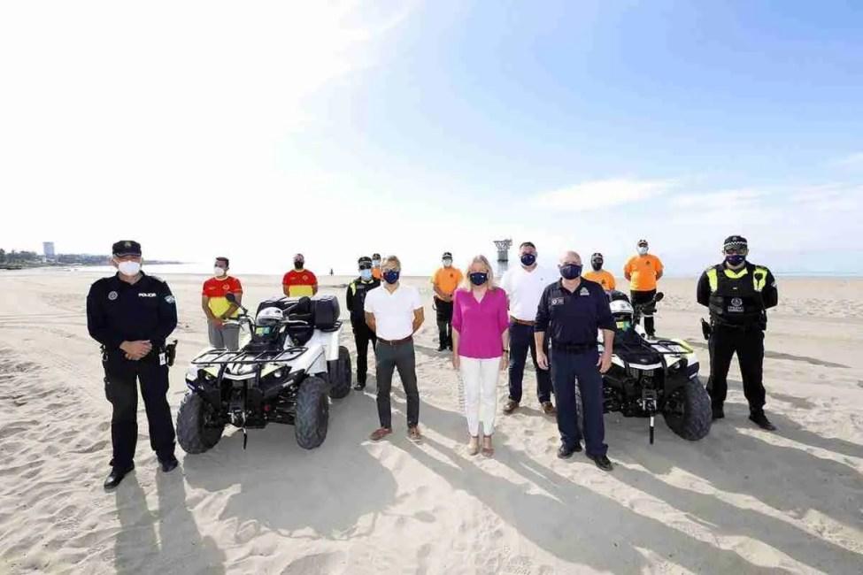 Marbella to enforce beach curfew