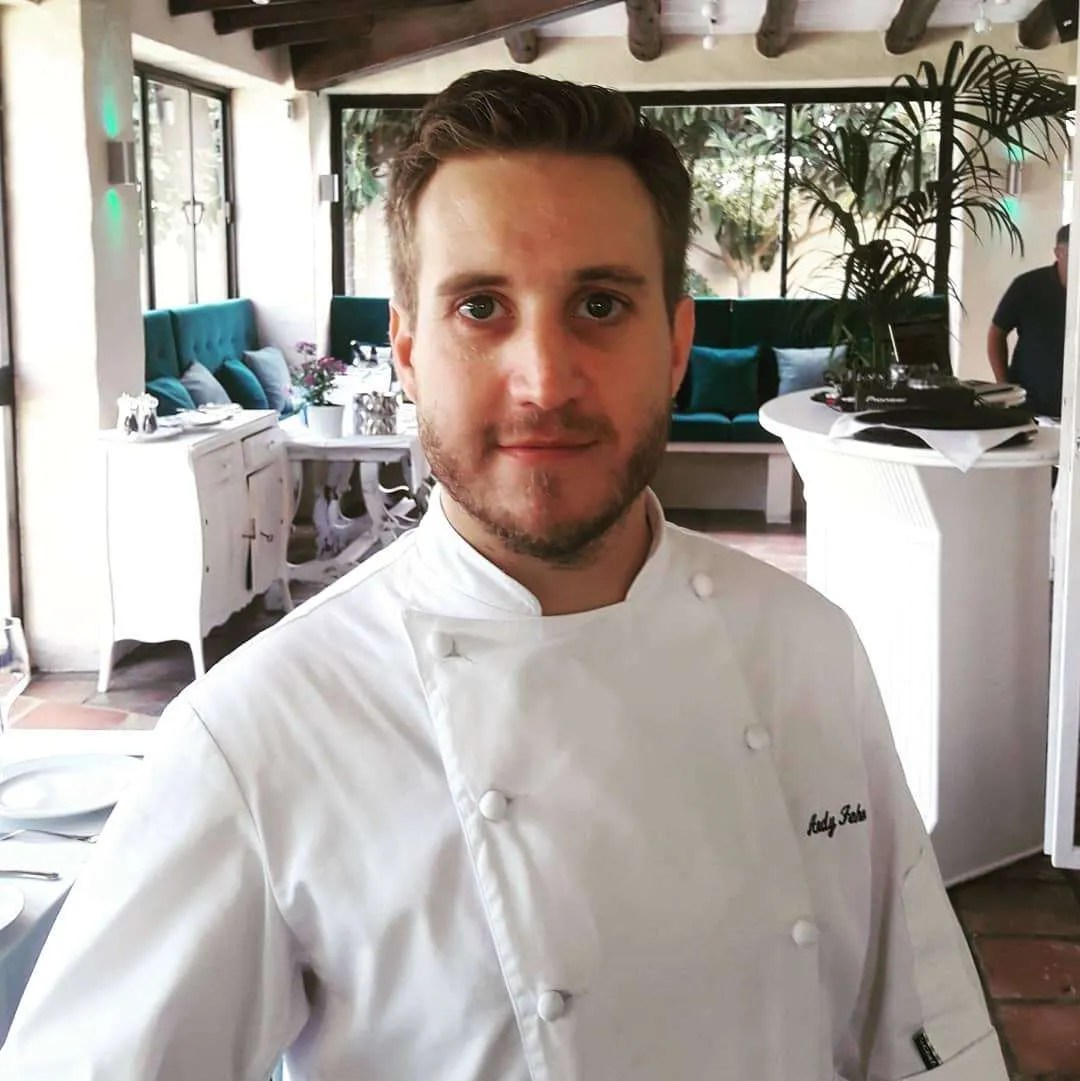 Executive Chef Andy Feher