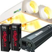 Dual 600 Watt HPS Grow Light | Planet Natural