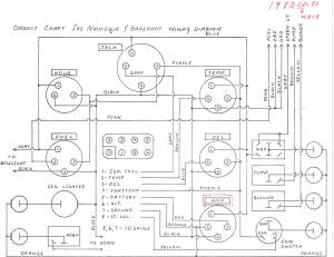 Wiring Diagrams  PlaNautique Forums