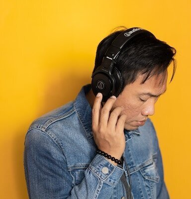 Noise canceling headphones are ideal to regain some peace from sensory overload!