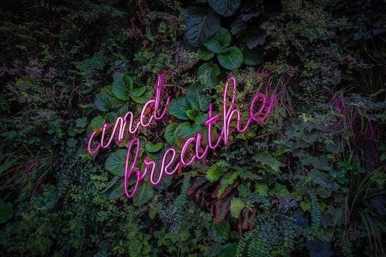 Slowing your breathing is an important step in overcoming neurodivergent overwhelm
