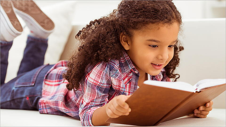 Many kids with ADHD are avid readers and can hyperfocus on books for hours on end!