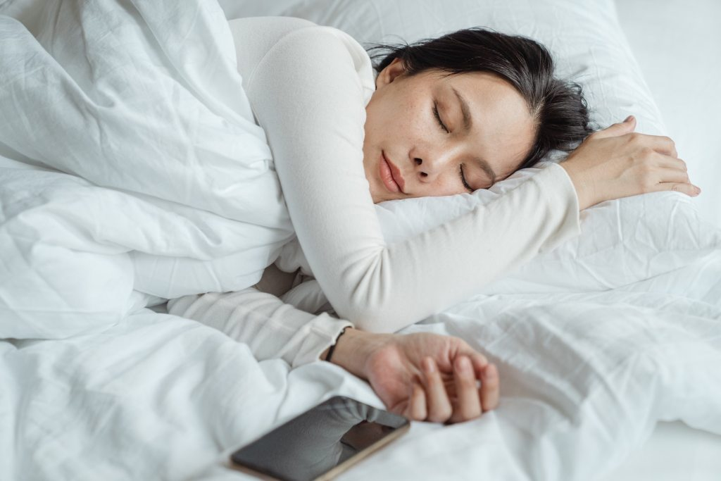 Sleep in a quiet, comfortable room and set your phone to do not disturb.