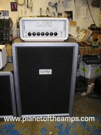 ELECTRIC AMP, USA 6x12 and 4x12 Test Lab
