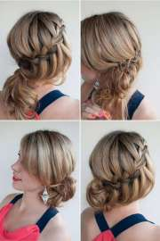 amazing step bun hairstyles