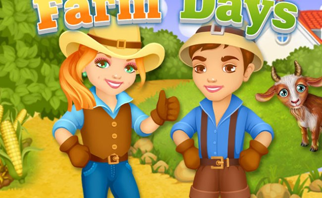 Farm Days Game Play Online Games Free Ozzoom Games Planet