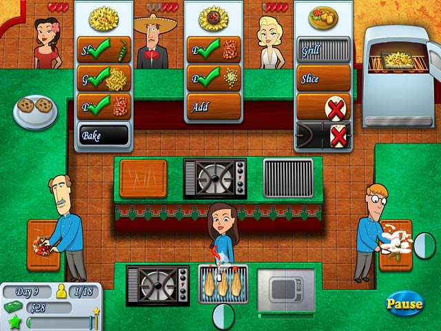 Kitchen Brigade Game Mac Play Games Ozzoom