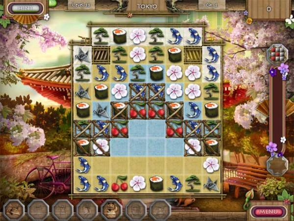 Spring in Japan GamePlay Free Download GamesOzzoom Games
