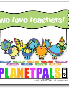 We love teachers also journal and educators guide to the best content rh planetpals