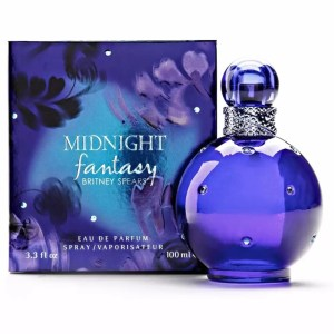 Britney Spears Midnight Fantasy 100ml