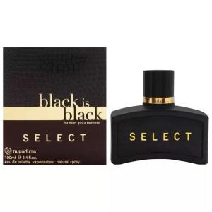Nu Parfums Black is Black Select