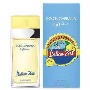 Light Blue Italian Zest Pour Femme