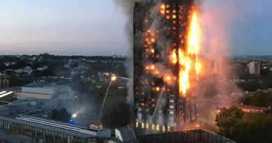 Pinay in London fire still missing – DFA